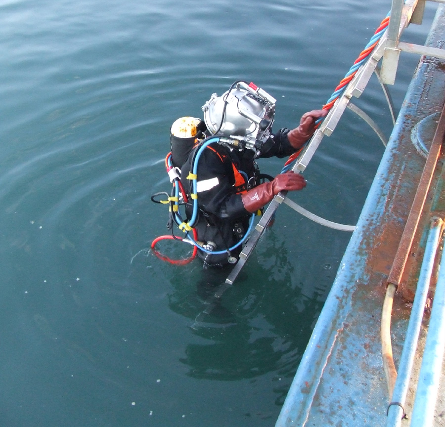 ADCO Commercial Diver