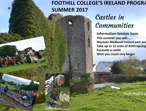 Foothill College's Ireland Program Summer 2017